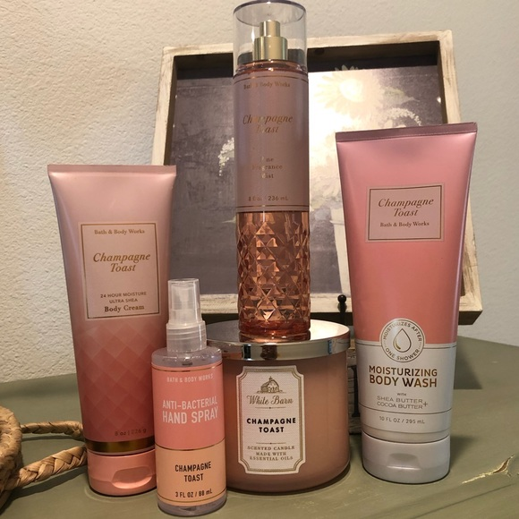 NEW set from Bath and Body Works